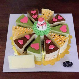Bánh Kem Tiramisu Ghép 102