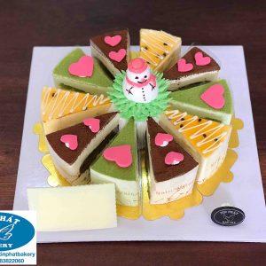 Bánh Kem Tiramisu Ghép 111