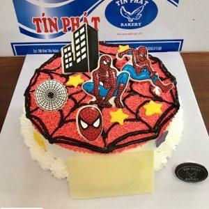 Bánh Kem Spider Man 03