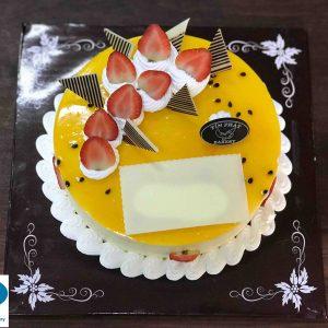 Bánh Kem Tiramisu Chanh Dây 124