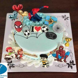 Spider Man Cake 09
