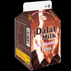 Sữa Tươi Thanh Trùng Sôcôla 180ml