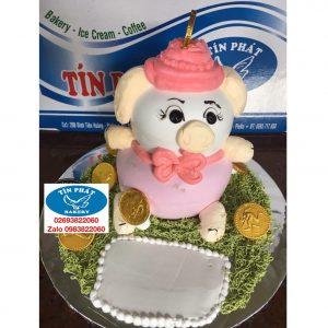 Bánh Kem Con Heo 20