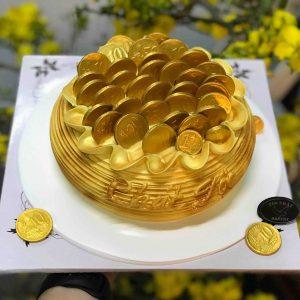 Bánh Kem Hủ Vàng 01