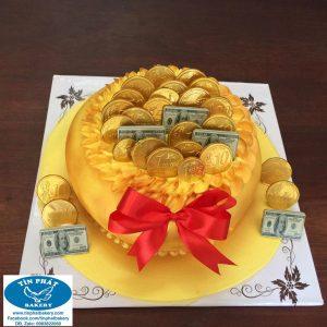 Bánh Kem Hủ Vàng 03