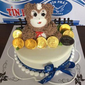 Bánh Kem Con Khỉ 01