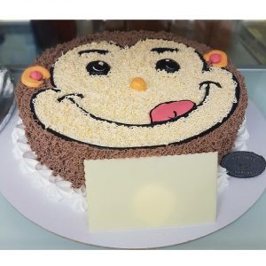 Bánh Kem Con Khỉ 02
