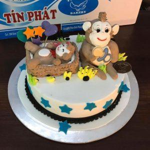 Bánh Kem Con Khỉ 05