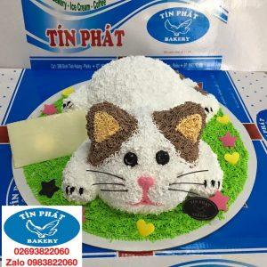 Bánh Kem Con Mèo 02