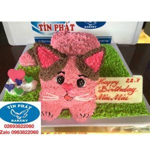 Bánh Kem Con Mèo 04